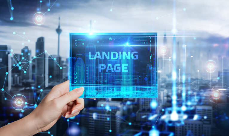 Anatomy of a Great Landing Page That Converts