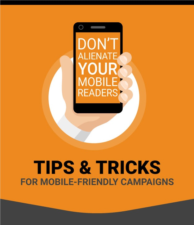 Tips & Tricks for Mobile Friendly Campaigns