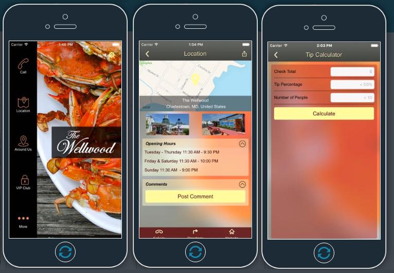 Wellwood Club Mobile App