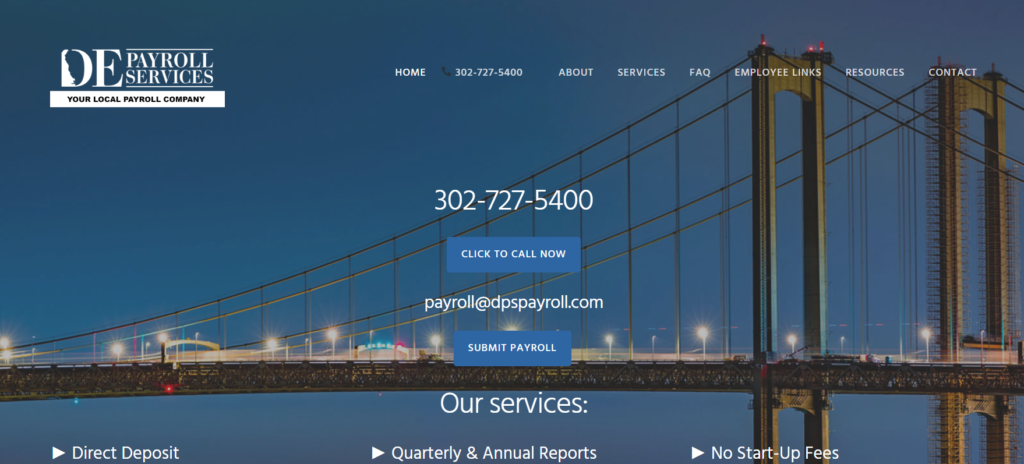 Delaware Payroll Services
