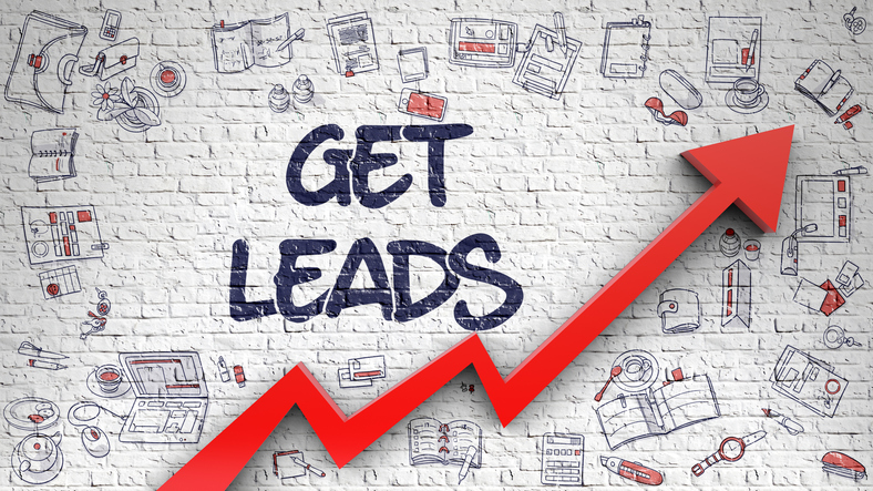 Dedicated Landing Page get leads