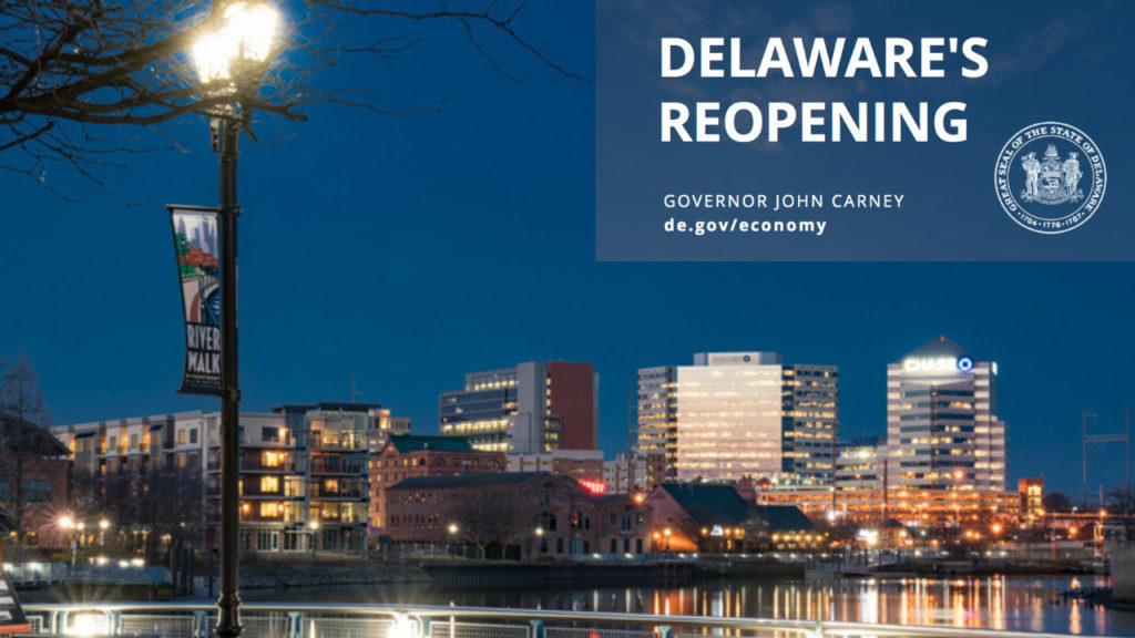 Delaware and Phase 2 of Economic Reopening